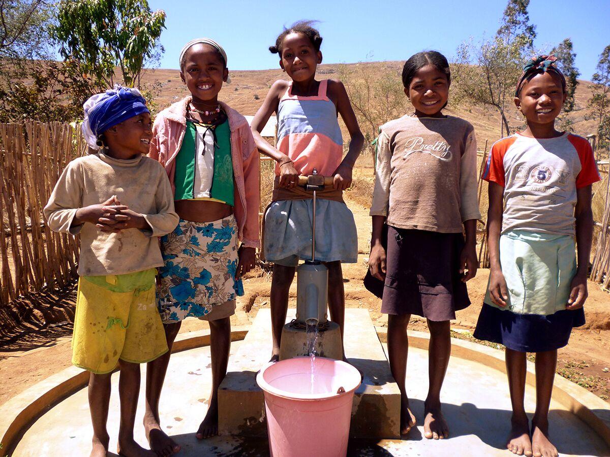 rendre plus autonomes les femmes au Madagascar